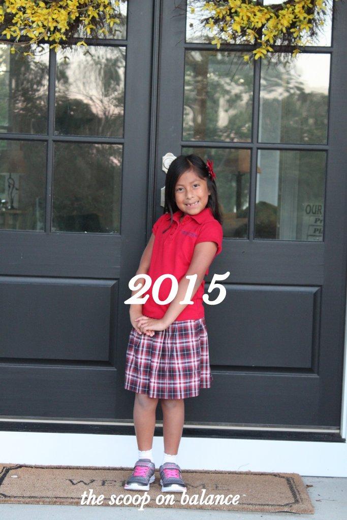 Elliana, age 8
