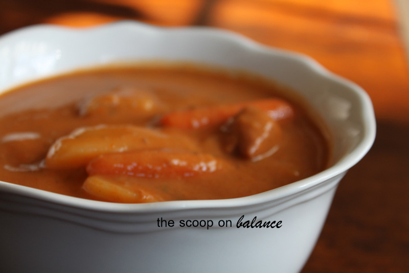 Recipe :: 5 or 6 Hour Beef Stew