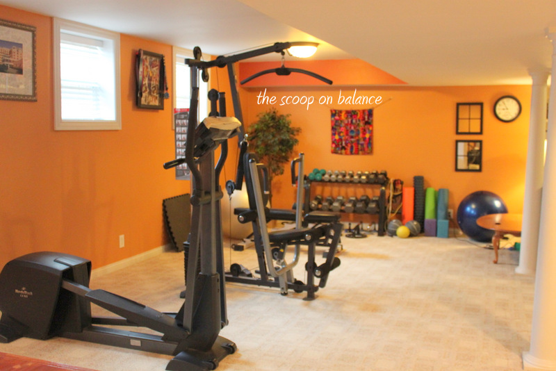 Fitness friday the essential elements of a home gym