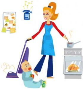 the ideal homemaker
