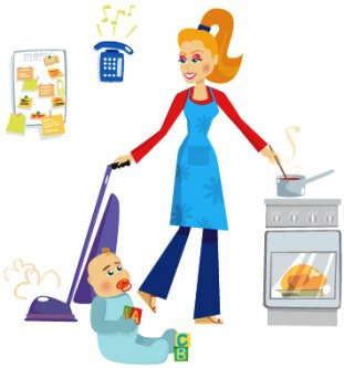 Exposing Lies Moms Believe, Part 9: A Good Mom is a Great Homemaker
