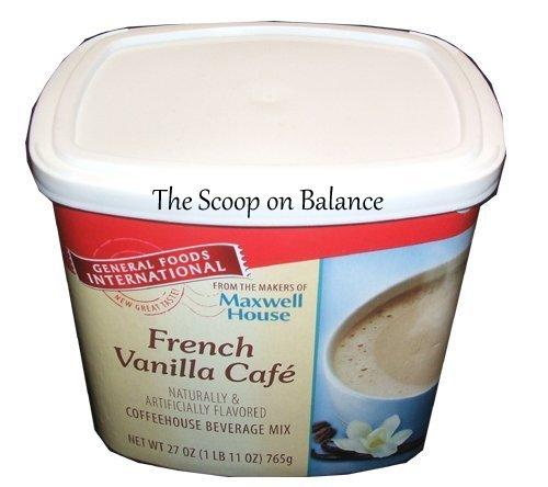 French Vanilla Cafe