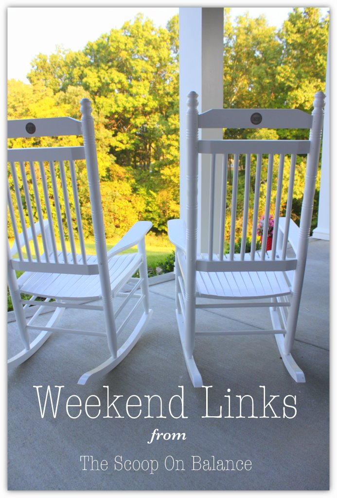 Weekend Links {22}