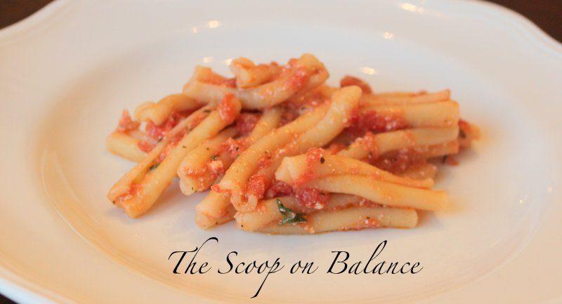 Homemade Pasta Sauce2