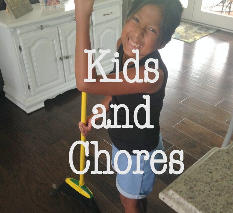 Kids and Chores