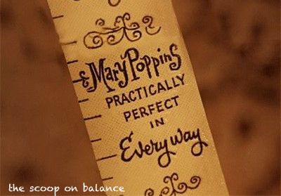 What Measuring Stick do You Use to Determine Balance?