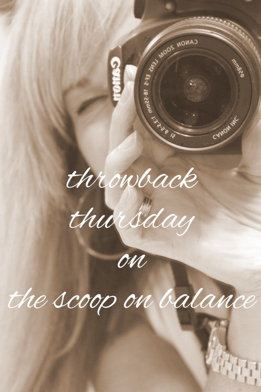 Throwback Thursday: Rapid Weight Gain and Fitness News