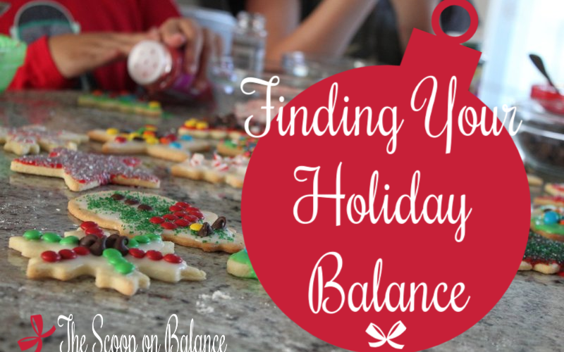 Finding Your Holiday Balance, Part Two: Steering Clear of the Comparison Trap