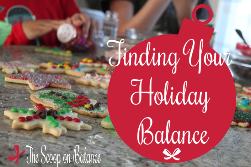 Finding Your Holiday Balance, Part One: Your Holiday To-Don't List